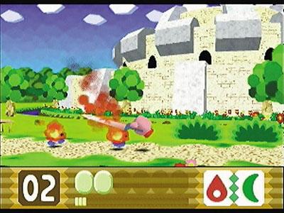 Kirby 64: The C... Kirby Spiele