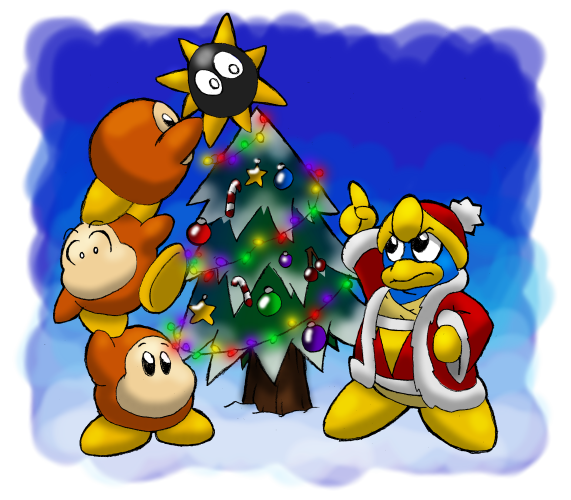 Oh Waddle Tree, Oh Waddle Tree