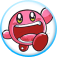 Kirby in Mōretsu Pupupu Hour!