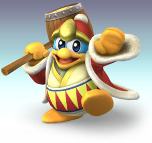 König Nickerchen in Super Smash Bros. Brawl